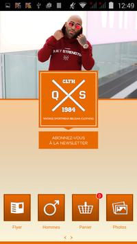 QS Vintage poster