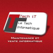 Tech it icon