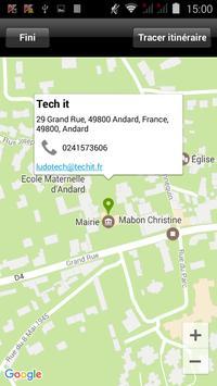 Tech it apk screenshot