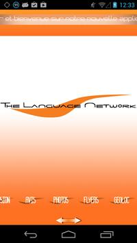 The Language Network poster