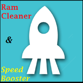 Ram Cleaner & Booster: Free icon