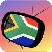 TV South Africa Channel Data icon