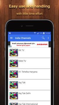 TV Telugu Channel Data apk screenshot