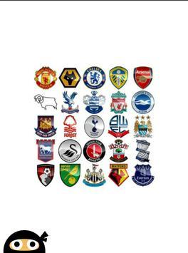 English Football Logos screenshot 14