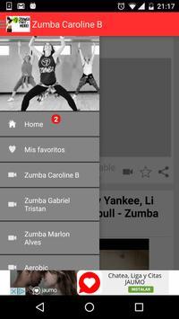 رقصة الزومبا apk تصوير الشاشة
