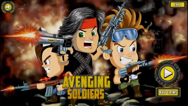 Avenging Soldiers poster