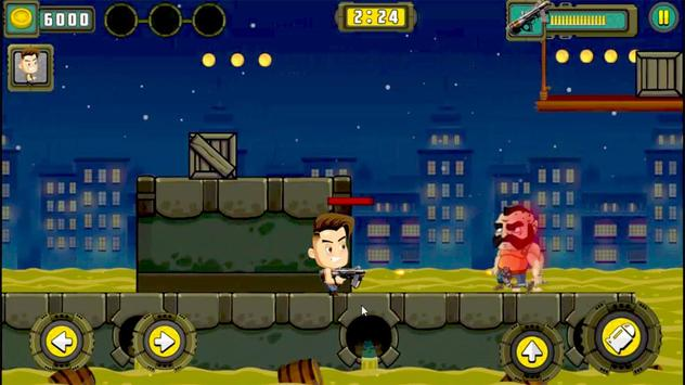Avenging Soldiers screenshot 1