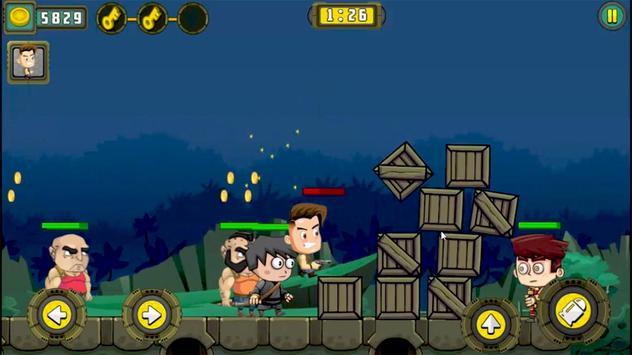 Avenging Soldiers screenshot 4