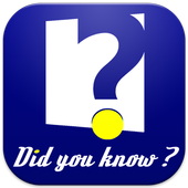 Did You Know? Amazing Facts icon