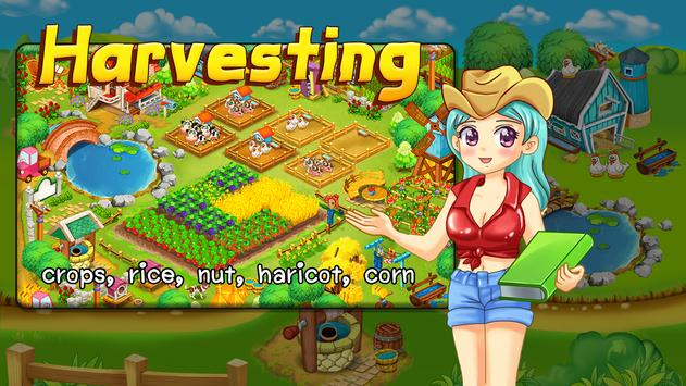 Top Farm Village Harvest Moon screenshot 3