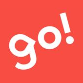 go! - Taxi is so easy. icon