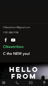 CNewtrition poster