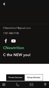 CNewtrition apk screenshot