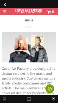 Cover Art Factory apk screenshot