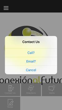 Conexion al Futuro apk screenshot