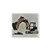 Construction and Plant Hire icon