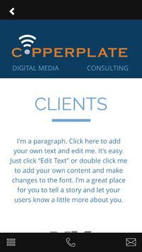 Copperplate Digital Media apk screenshot