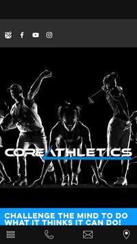 Coreathletics Academy poster