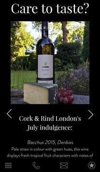 Cork and Rind London apk screenshot