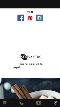 Cafeina Chic poster