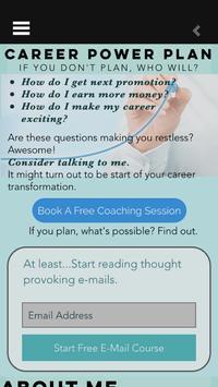 Career Power Plan poster