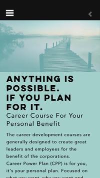 Career Power Plan screenshot 1