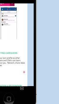 CAREGiver Place screenshot 1