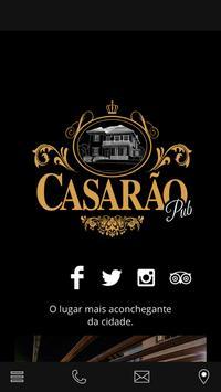 Casarao Pub poster