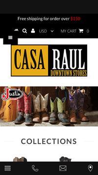 Casa Raul poster