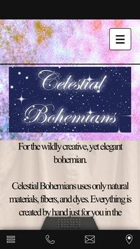 Celestial Bohemians poster