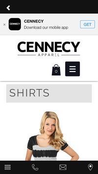 CENNECY Apparel apk screenshot