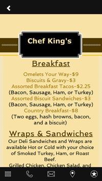Chef King's screenshot 1