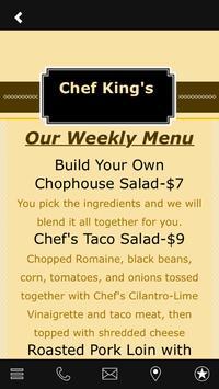 Chef King's screenshot 2