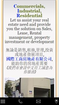 CIR Real Estate poster