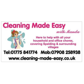 Cleaning Made Easy with Manda icon