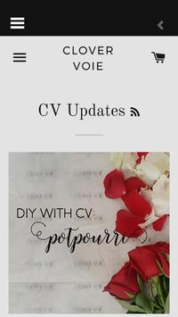 Clover Voie Floral Boutique apk screenshot