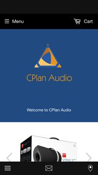 CPlan Audio Store poster