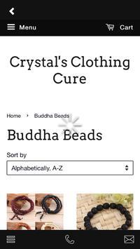 Crystal's Clothing Cure screenshot 1