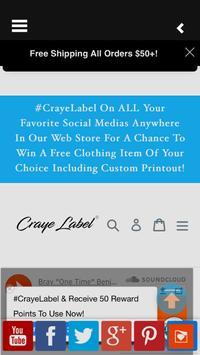 Craye Label apk screenshot