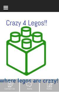 Crazy4Legos poster