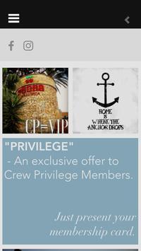 Crew Privilege screenshot 1