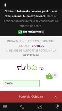 CUbio screenshot 2