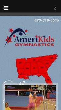 AmeriKids Gymnastics SE poster