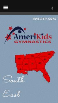 AmeriKids Gymnastics SE apk screenshot