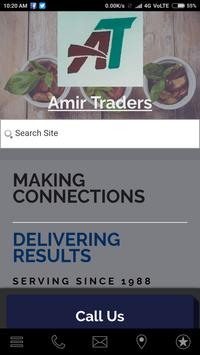 Amir Traders poster