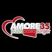 Amore35 pizza icon