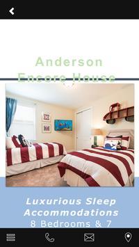 Anderson Encore  Rental House apk screenshot