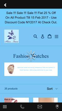 Abco Store screenshot 2