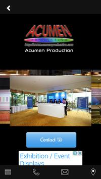 Acumen Production screenshot 1