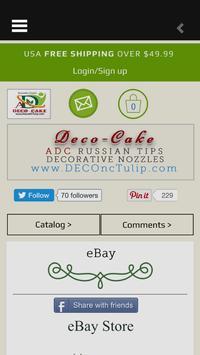 ADC DecoCake Russian Tips apk screenshot